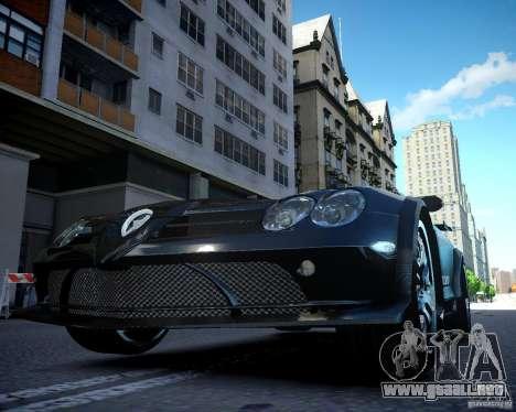 iCEnhancer 2.1 Final para GTA 4 twelth pantalla