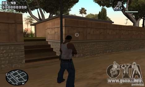 HUD by Neo40131 para GTA San Andreas