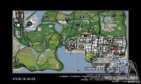 Dan Island v1.0 para GTA San Andreas séptima pantalla