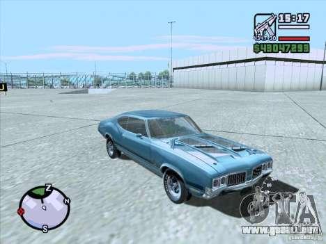 ENB Series v1.5 Realistic para GTA San Andreas
