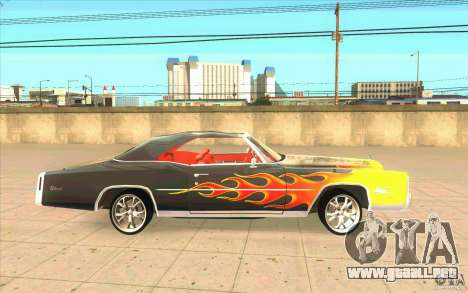 Arfy Wheel Pack 2 para GTA San Andreas undécima de pantalla