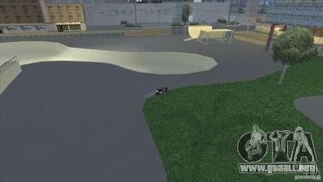 Nuevas texturas de casas y garajes para GTA San Andreas quinta pantalla