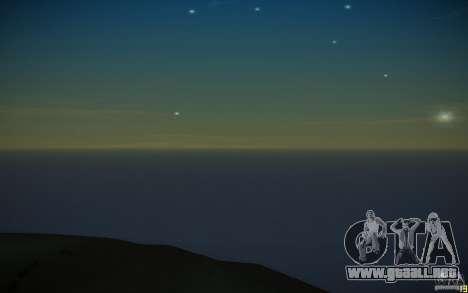 Agua HD v3.0 para GTA San Andreas séptima pantalla