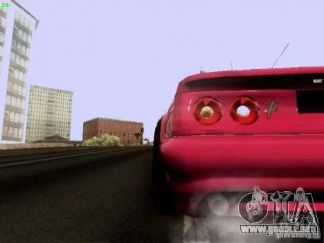 Lotus Esprit V8 para la visión correcta GTA San Andreas