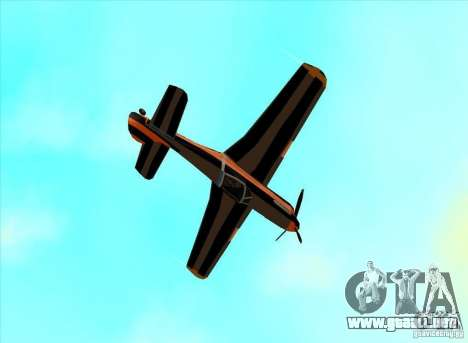 New Rustler para la visión correcta GTA San Andreas