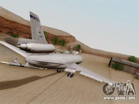McDonell Douglas KC-10A Extender para la visión correcta GTA San Andreas