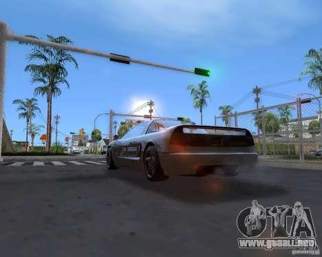 ENBSeries para PC débil para GTA San Andreas