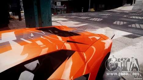 Lamborghini Aventador LP700-4 2011 [EPM] para GTA 4 ruedas