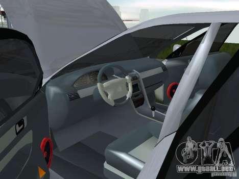 Mitsubishi Legnum para la visión correcta GTA San Andreas