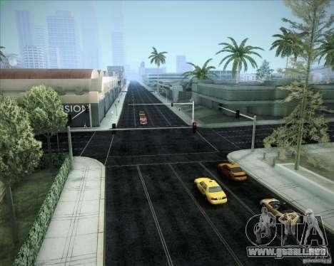 Nuevos caminos alrededor de San Andreas para GTA San Andreas undécima de pantalla