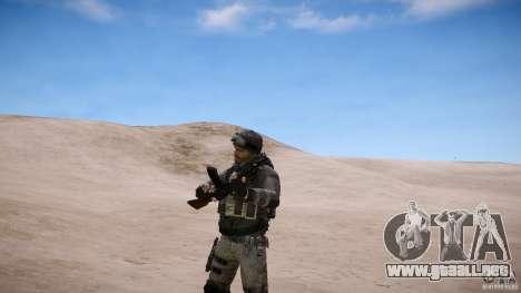 Precio del capitán de COD MW3 para GTA 4 quinta pantalla