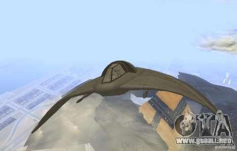 Death Glider para GTA San Andreas