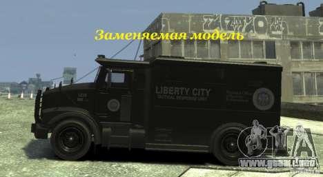 Ultimate NYPD Uniforms mod para GTA 4 adelante de pantalla