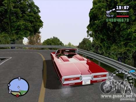 ENB Series v1.5 Realistic para GTA San Andreas quinta pantalla