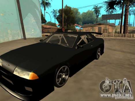 New Tuning Kits for Elegy para GTA San Andreas