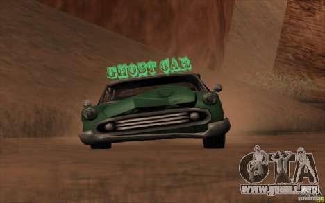 Criaturas místicas para GTA San Andreas sucesivamente de pantalla