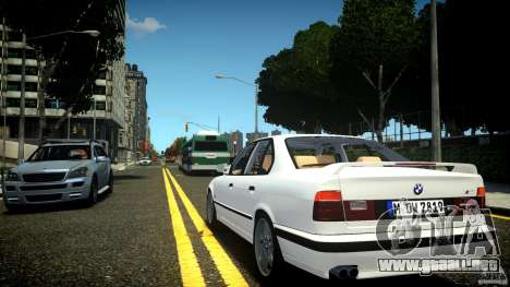 TRIColore ENBSeries Final para GTA 4 quinta pantalla