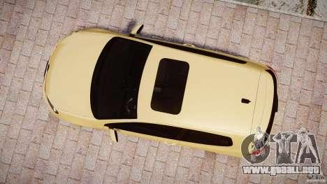 Volkswagen Golf GTI Mk6 2010 para GTA 4 visión correcta