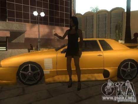 Reality GTA v2.0 para GTA San Andreas tercera pantalla