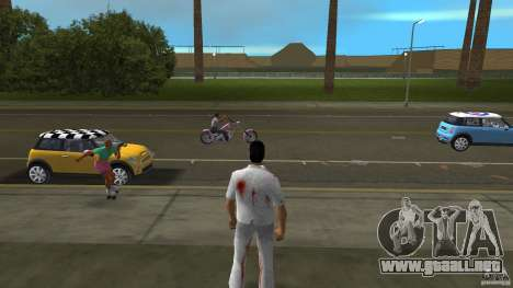 Blood Psycho para GTA Vice City segunda pantalla