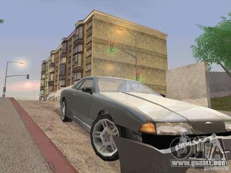 LowEND PCs ENB Config para GTA San Andreas octavo de pantalla
