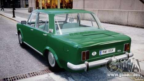 Fiat 125p Polski 1970 para GTA 4 visión correcta