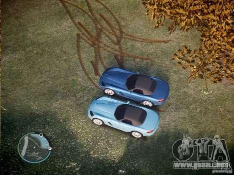 Dodge Viper SRT-10 2003 para GTA 4 left