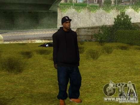 Crips para GTA San Andreas sexta pantalla