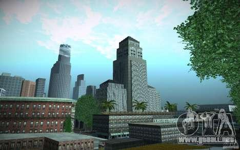 Rascacielos de HD para GTA San Andreas novena de pantalla