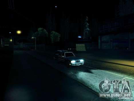 ENBSeries by muSHa para GTA San Andreas sexta pantalla
