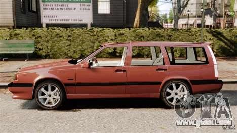 Volvo 850 Wagon 1997 para GTA 4 left
