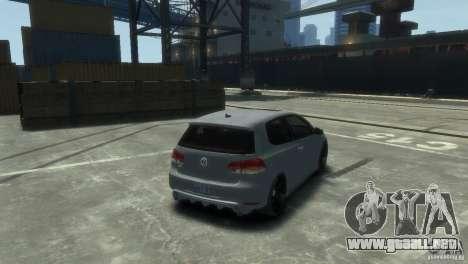 Volkswagen Golf GTI para GTA 4 left