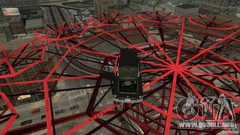 Smith Thunderbolt Mafia II para GTA 4 vista desde abajo