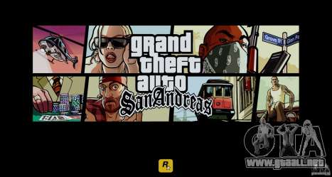 HD Loadscreens v1.01 para GTA San Andreas