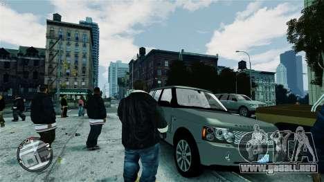 Personal ENB para GTA 4 tercera pantalla