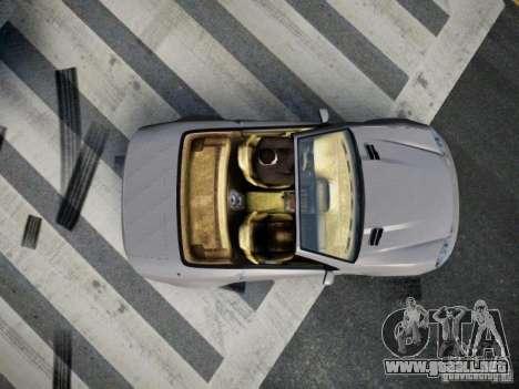 Feltzer BR-12 para GTA 4 vista hacia atrás
