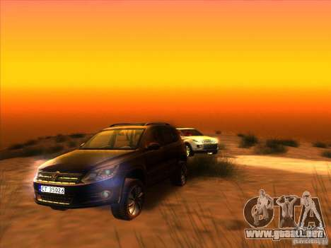ENBSeries by Fallen v2.0 para GTA San Andreas séptima pantalla