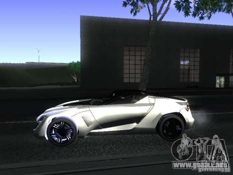 Bertone Mantide para GTA San Andreas left
