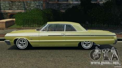 Chevrolet Impala SS 1964 para GTA 4 left