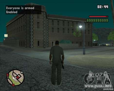 CJ-alcalde para GTA San Andreas séptima pantalla