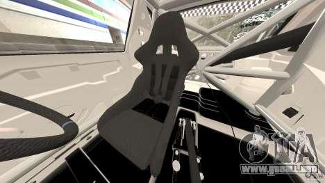 Nissan Silvia S13 DriftKorch [RIV] para GTA 4 vista interior