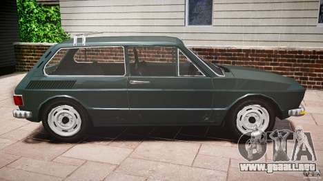 Volkswagen Brasilia para GTA 4 left