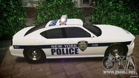 FIB Buffalo NYPD Police para GTA 4 left