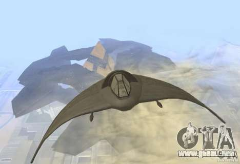 Death Glider para GTA San Andreas left