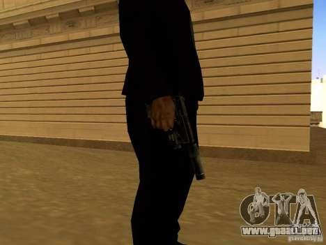 USP45 Tactical para GTA San Andreas segunda pantalla
