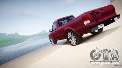Ford Ranger para GTA motor 4