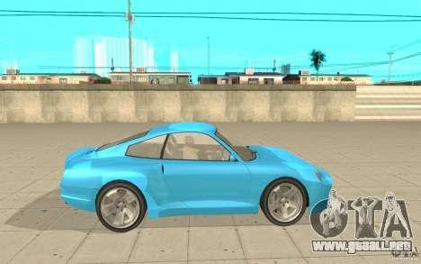 Cometa de GTA 4 para GTA San Andreas left