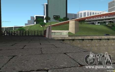 Control de caja HD para GTA San Andreas segunda pantalla