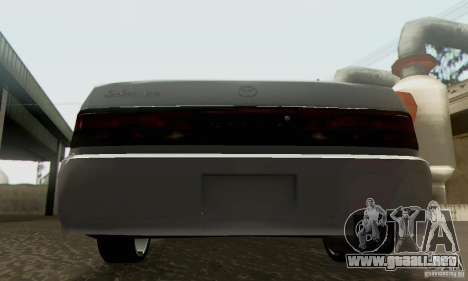 Toyota Cresta JZX90 para GTA San Andreas left