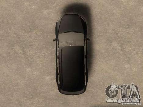 Audi Q7 TDI Stock para la visión correcta GTA San Andreas